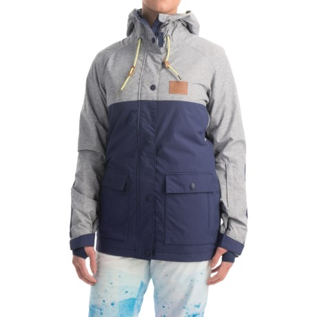 DC Shoes Cruiser Snowboard Jacket - Waterproof, Insulated (For Women)