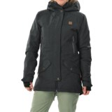 DC Shoes Nature Snowboard Jacket - Waterproof, Insulated (For Women)