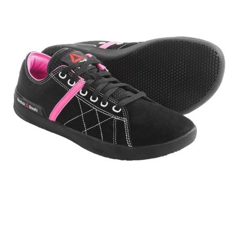 Reebok Crossfit Lite Lo TR Cross-Training Shoes - Canvas (For Women)
