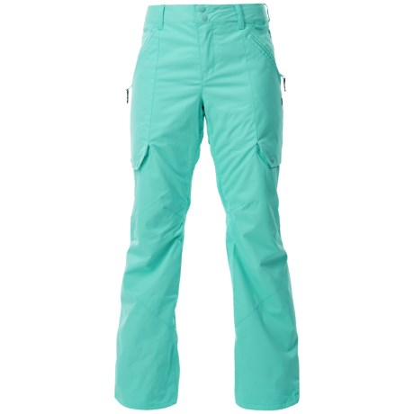 DC Shoes Ace Snowboard Pants - Waterproof, Insulated (For Women)
