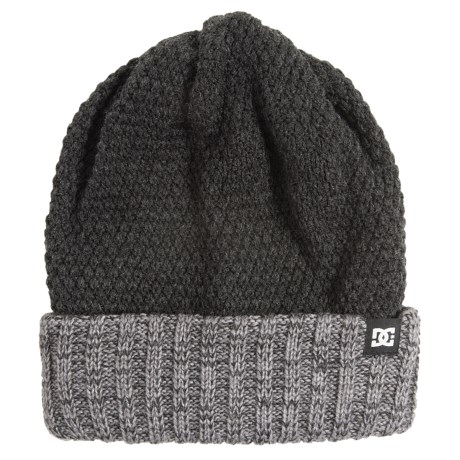 DC Shoes Zina Beanie - Reversible (For Women)