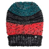 DC Shoes Silva Beanie (For Women)