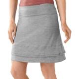 SmartWool Seven Falls Skirt - Merino Wool-TENCEL® (For Women)