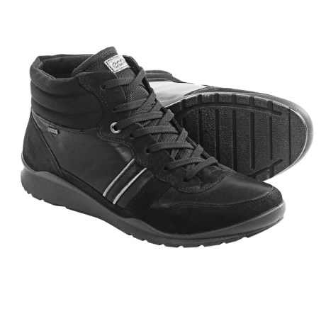 ECCO Mobile III Gore-Tex® Lace Boots - Waterproof, Leather (For Women)