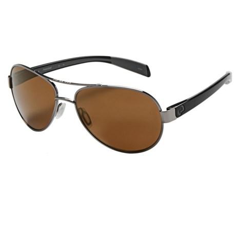 Native Eyewear Haskill Sunglasses - Polarized Reflex Lenses