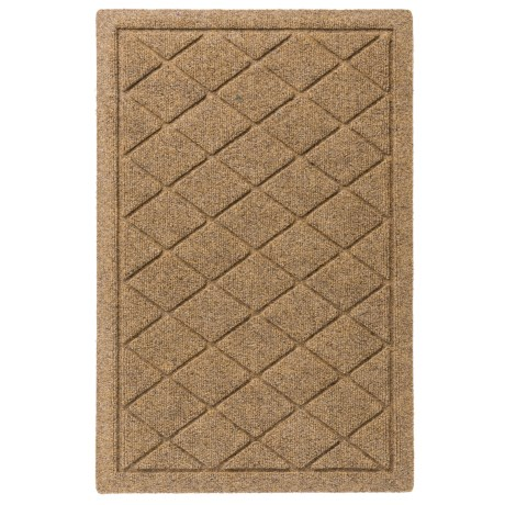 Bungalow Flooring Water Guard Door Mat - 18x28""