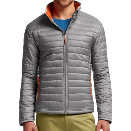 Icebreaker Stratus Zip Jacket - Insulated (For Men)