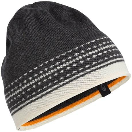 Icebreaker Nova Beanie - Merino Wool (For Men and Women)