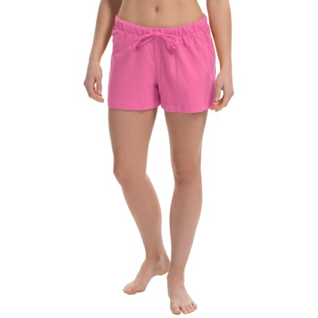 Greetings From Jersey Lounge Shorts (For Women)