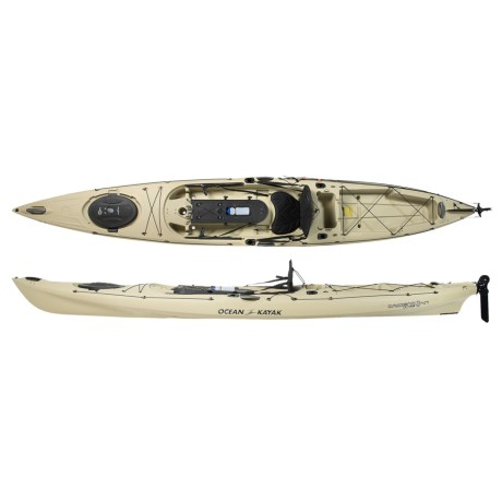 Ocean Kayak Trident Ultra 4.7 Recreation Kayak - 2nds