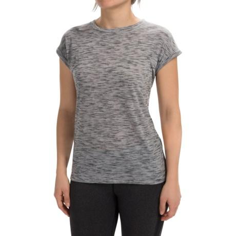 Kyodan Slouchy Shirt - Short Sleeve (For Women)