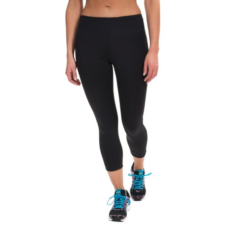 Kyodan Technical Running Capris - UPF 40+ (For Women)