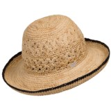 Betmar Lupita Sun Hat (For Women)