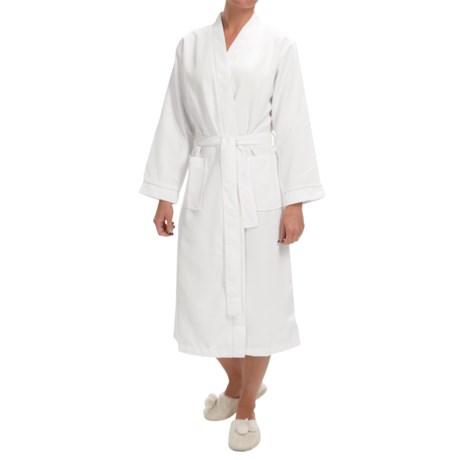 KayAnna Mini Ribbed 3/4-Length Kimono (For Women)