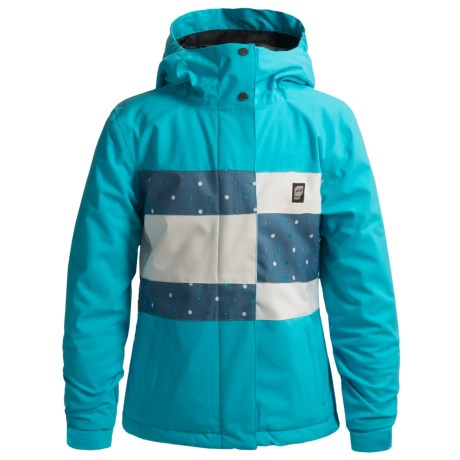 Orage Sultra Ski Jacket - Waterproof (For Little and Big Girls)
