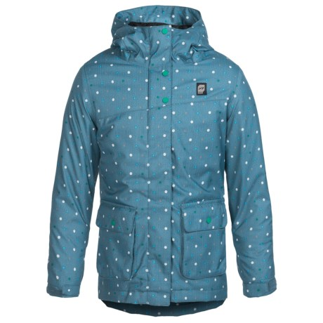 Orage Simone Ski Jacket - Waterproof, Insulated (For Little and Big Girls)