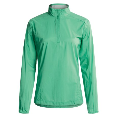 Mountain Hardwear Ghost Anorak Pullover Wind Jacket (For Women)