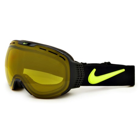 Nike Command Ski Goggles - Photochromic Transitions Lens