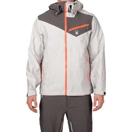Spyder Eiger Shell Jacket - Waterproof (For Men)