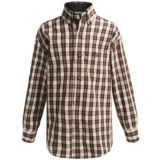 Panhandle Slim Woven Poplin Shirt - Long Sleeve (For Little and Big Boys)