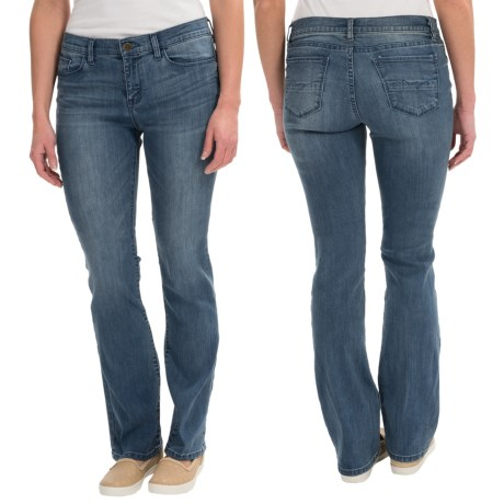 Slimming Stretch Jeans - Bootcut (For Women)