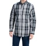 Carhartt Force Mandan Plaid Shirt - Long Sleeve (For Men)