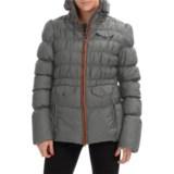 Neve Nina Peplum Down Jacket - 800 FP (For Women)