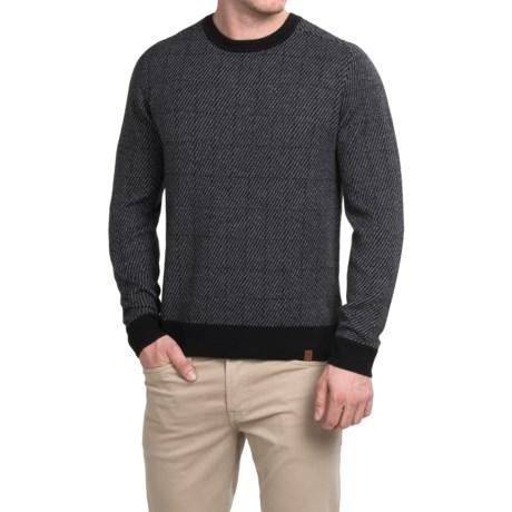 Neve Brad Ultrafine Merino Wool Sweater (For Men)