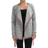 Neve Ada Wrap Sweater - Merino Wool (For Women)