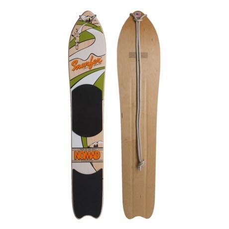 Snurfer Nomad Snowboard