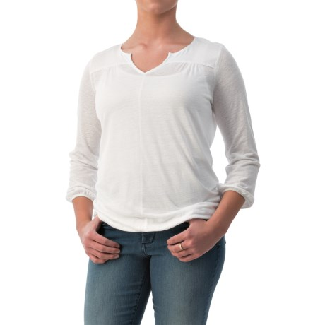 NYDJ Slub Shirt - Long Sleeve (For Women)