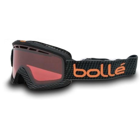 Bolle Nova II Ski Goggles - Vermillion Lens
