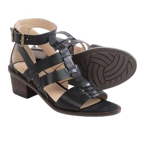 Elliott Lucca Lena Gladiator Sandals - Leather (For Women)
