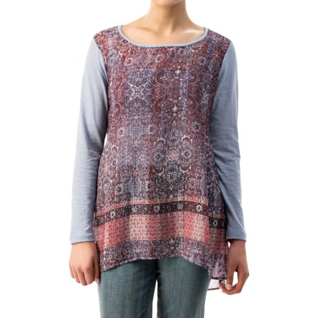 Miraclebody by Miraclesuit Kyra Shirt - Long Sleeve (For Women)