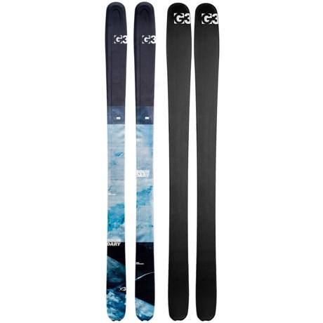G3 Boundary 100 Alpine Skis