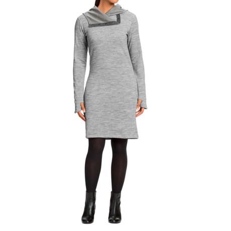 NAU Randygoat Sweater Dress - Hooded, Long Sleeve (For Women)