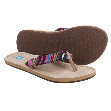 Freewaters Kitz Flip-Flops (For Women)