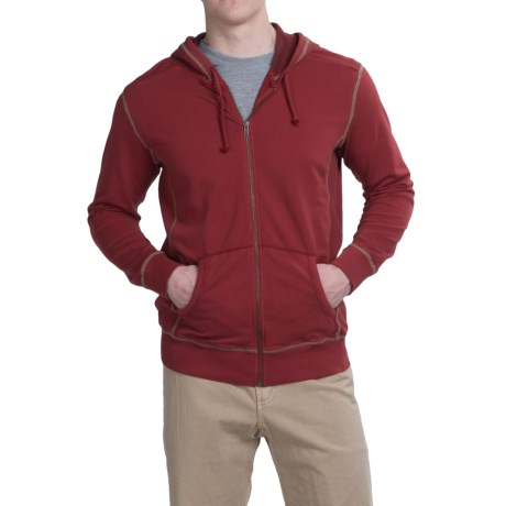 Ecoths Bodhi Full-Zip Hoodie - Organic Cotton (For Men)