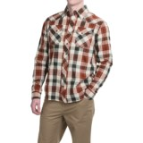 Ecoths Milo Shirt - Organic Cotton, Long Sleeve (For Men)