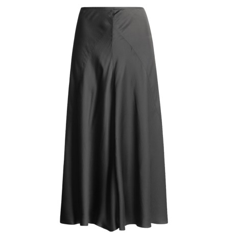 Magaschoni Hammered Silk Skirt (For Women)