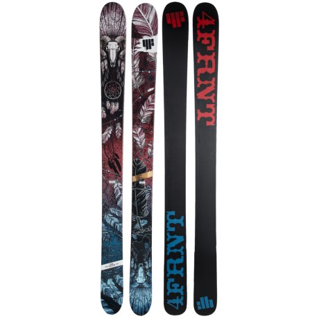 4FRNT YLE Alpine Skis