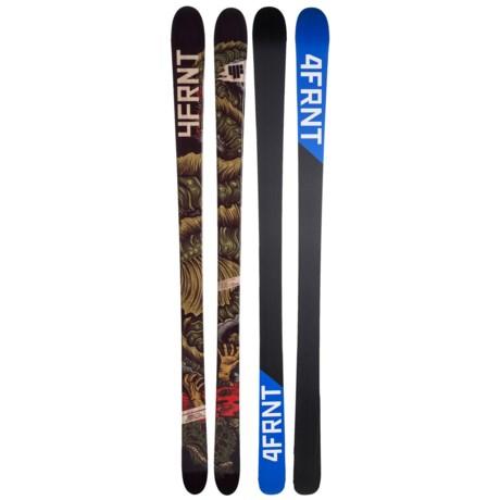 4FRNT Wise Signature Series Alpine Skis