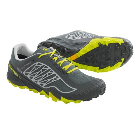 Merrell All Out Terra Ice Trail Running Shoes - Waterproof (For Men)