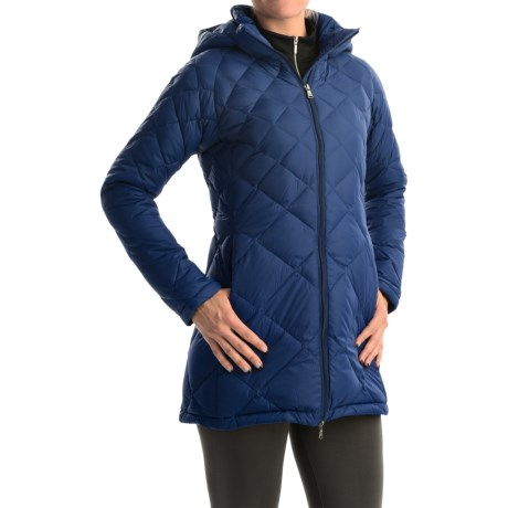 Hawke & Co Diamond Quilted Down Coat (For Women)