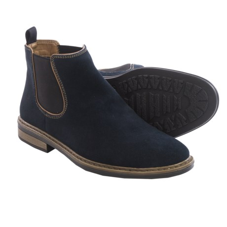 Rieker Dustin 82 Chelsea Boots - Suede (For Men)