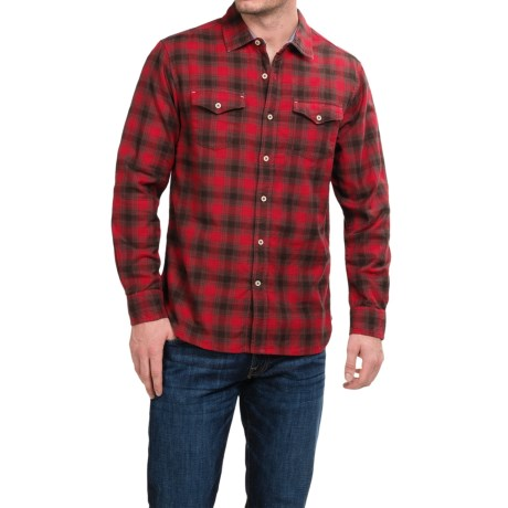 True Grit Rock Point Plaid Shirt - Long Sleeve (For Men)