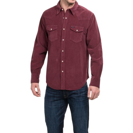 True Grit Jackson Corduroy Shirt - Long Sleeve (For Men)