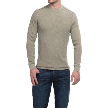 True Grit Waffle Thermal Shirt - Long Sleeve (For Men)
