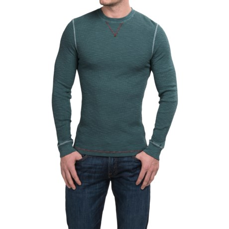 True Grit Waffle Thermal Shirt - Crew Neck, Long Sleeve (For Men)