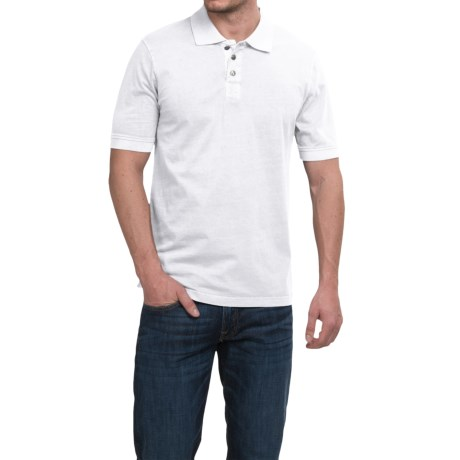 True Grit Buffalo Nickel Polo Shirt - Short Sleeve (For Men)